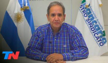 """Coronavirus │ Palazzo se despegó de las colas de jubilados: """"La Bancaria no es responsable"""" (3/4)"""
