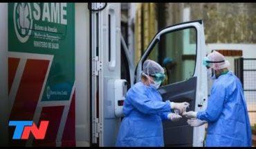 Coronavirus   5 nuevas muertes, 53 en total en el país