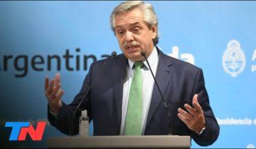 Coronavirus | Alberto Fernández garantizó asistencia a las provincias