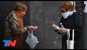 Coronavirus   Así empezará a regir el permiso para mayores de 70 años