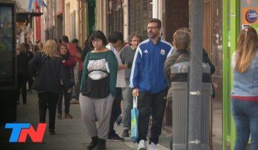 Coronavirus   Largas colas para pagar impuestos en la ciudad