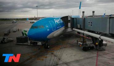 Coronavirus | Un pasajero enfermo ocultó síntomas para viajar en avión y volver a la Argentina