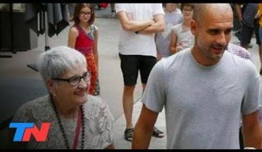 Falleció la madre de Pep Guardiola por coronavirus