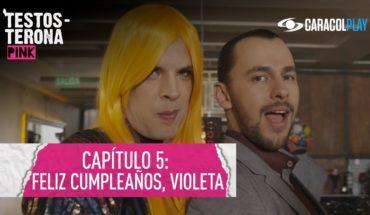 Feliz cumpleaños, Violeta – Testosterona Pink - Serie web T2:E5 | Caracol Play