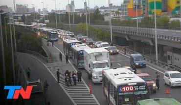 La Argentina en cuarentena | Complicaciones para entrar a la Ciudad de Bs.As. desde el conurbano sur