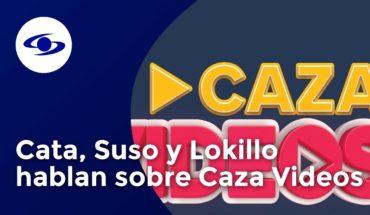 No te pierdas todos los detalles de Caza Videos, el nuevo programa de Caracol Televisión