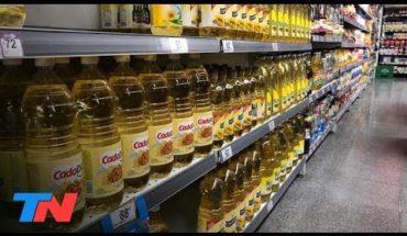 Polémica por la compra de alimentos del Gobierno