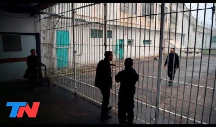 Primer preso con coronavirus en Argentina