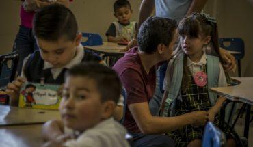 lugares sin cobertura y con temario distinto, dicen maestros
