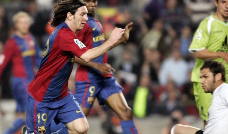 13 years after the day Messi emulated Maradona with the cosmic barrel