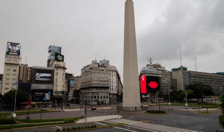 1,400,000 arrested and notified for violating quarantine in Argentina