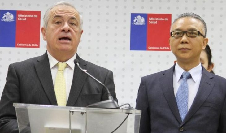 """Ambassador of China to Chile: """"I have no information on the donation of 500 fans"""""""