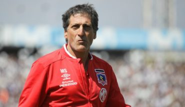 """At Alianza Lima they trust Salas: """"He is a technician who likes to win and champion"""""""