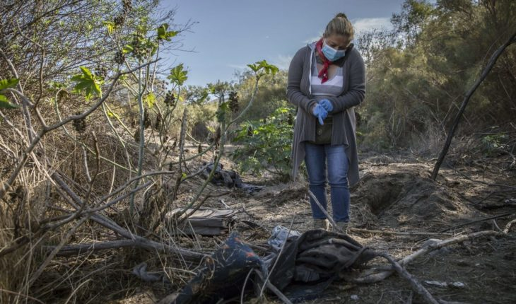 COVID-19 halts search for missing persons in Mexico
