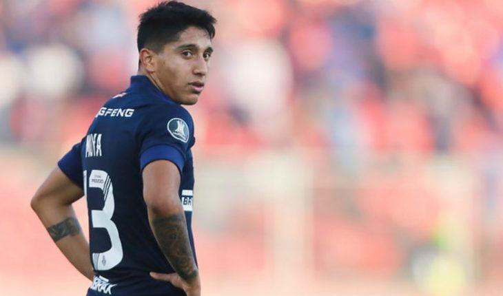 """Camilo Moya: """"My reference is Marcelo Díaz"""""""