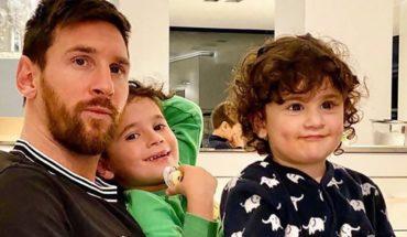 Ciro, Lionel Messi's best quarantined training partner