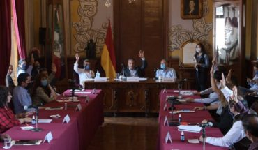 City Council reported that lobby approved more public work in Morelia