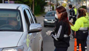 Coronavirus: In La Plata, smell tests apply to motorists