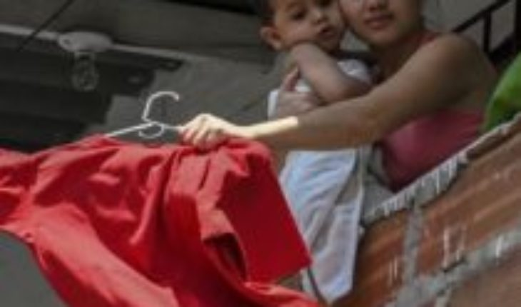 Coronavirus: Why so many Colombians have hung red rags in their homes in the middle of quarantine for the pandemic