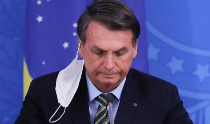 Coronavirus in Brazil: Jair Bolsonaro continues to reject quarantine and more than 1,200 people are already dead