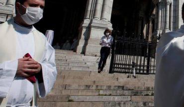 Covid-19: Catholic Church confronts Italy for not authorizing masses
