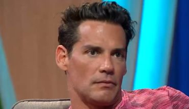 """Cristián de la Fuente recounted that he suffered """"actoral bullying"""" for being a model"""