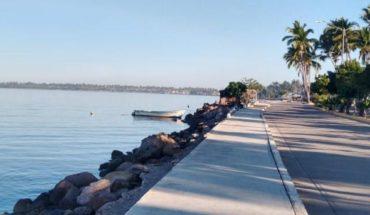 Escuinapa closes its beaches to prevent the spread of Coronavirus