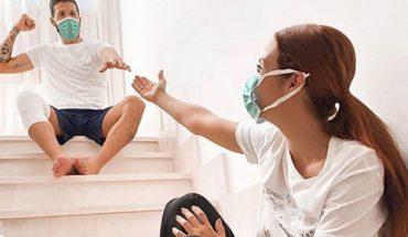 Ezequiel Garay overcame coronavirus isolation and recovers