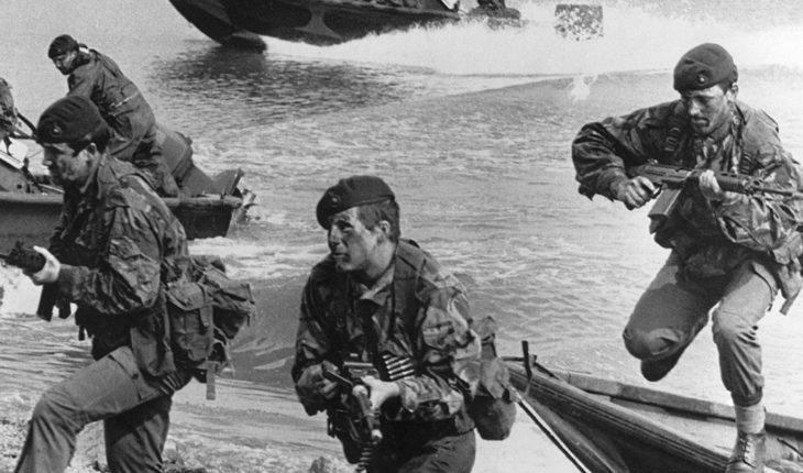 Falklands: Why did England defeat Argentina?