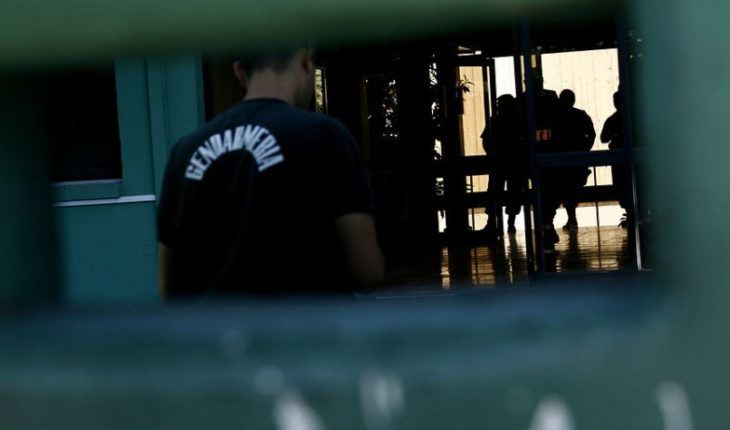 Gendarmerie confirmed three new cases of coronavirus in Puente Alto prison