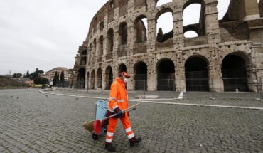 Italy announced 415 coronavirus deaths: sixth day with falling numbers