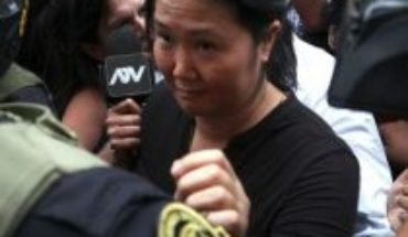 Keiko Fujimori asks to be released from prison for fear of getting COVID-19