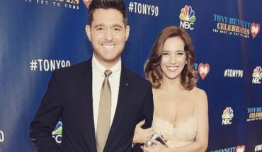 """Luisana Lopilato defended Michael Bublé after accusations of aggression: """"I have no doubt who my husband is"""""""