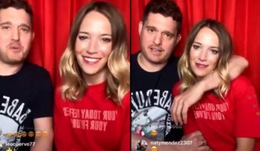 Luisana Lopilato's message after the viralization of Michael Bublé's video mistreating her