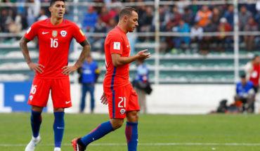 "Marcelo Diaz: ""I feel like I can be in La Roja football"""