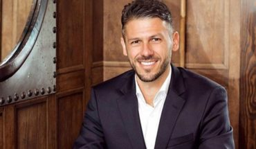 """Martin Demichelis: """"I dream of being DT of River, but I want Gallardo to stay for 20 years"""""""