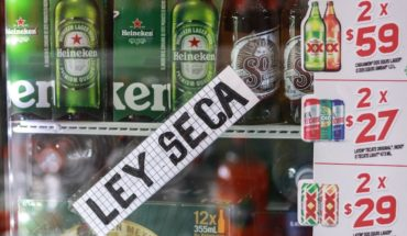 NL, Tabasco and Campeche suspend sale of alcohol by COVID-19