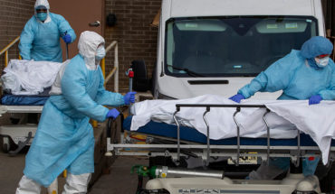 New York surpasses 10,000 killed by coronavirus