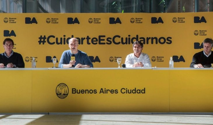On Thursday, the Government of Buenos Aires begins the vaccination campaign