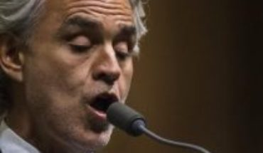 Online concert: Andrea Bocelli fills Milan Cathedral with music and hope