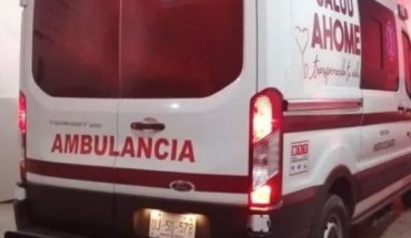 Paramedic dies of Los Mochis who had contracted Covid-19