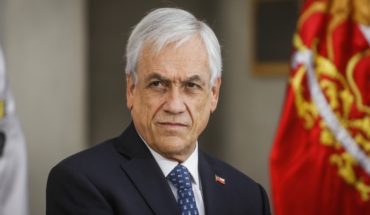 """Piñera assured that the return to classes """"will be when the highest point has passed"""""""