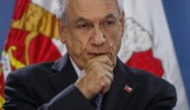 Piñera leaves millionaire bank bailout SMEs and more distrust arises in debt