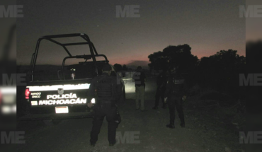 Police and GN confront suspected criminals and take down one of them; it was Honduran