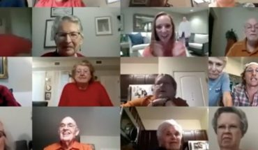 Quarantine: Matthew McConaughey played virtual bingo with seniors