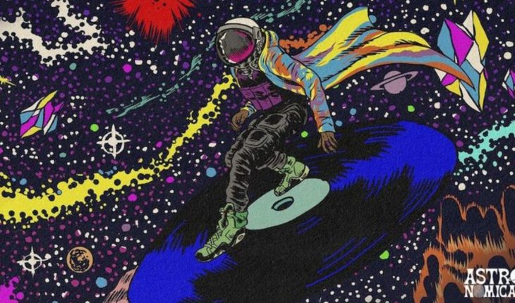 Rapper Travis Scott will tour and present a new track at Fortnite