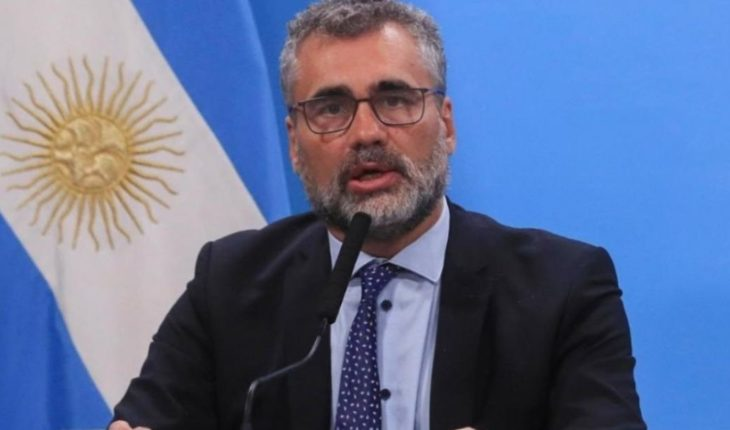Santiago Cafiero asked for the resignation of Alejandro Vanoli, owner of Anses