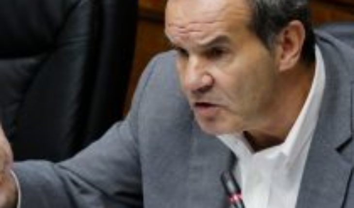 Senator Allamand (RN) rules against reopening malls but in favor of return of public officials
