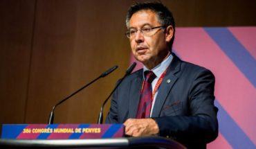 Six Barcelona seniors resigned and Bartomeu loses strength