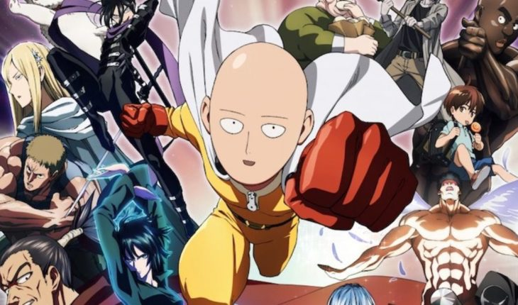 Sony works on a live-action adaptation of the anime One Punch Man